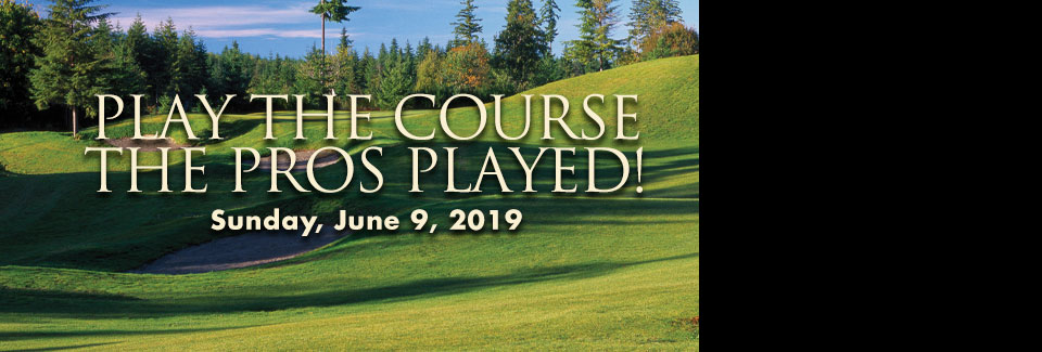 Play the Course the Pros Played!