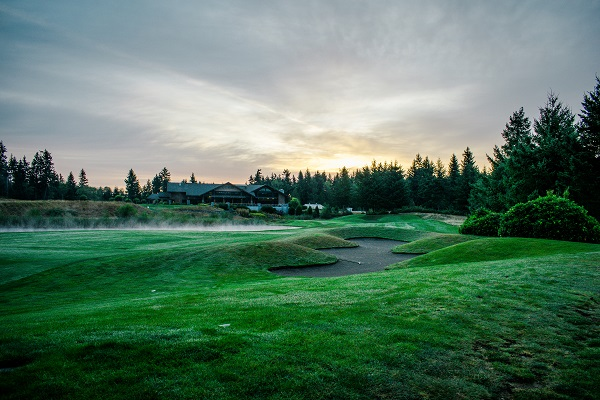 Come out to the Olympic and Kitsap Peninsula's to play three rounds of golf at three challenging yet enjoyable golf courses