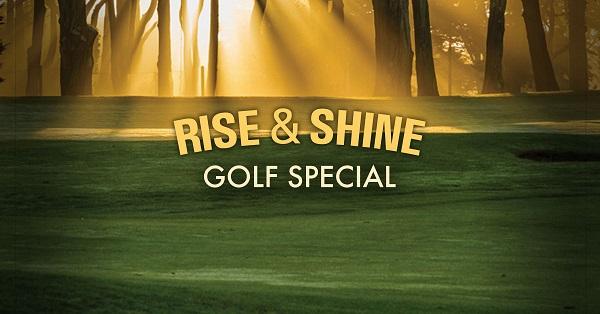 Rise & Shine Whitehorse Golf