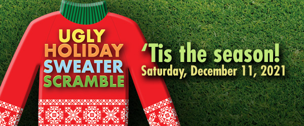 Ugly Holiday Sweater Scramble